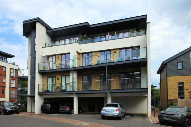 Thumbnail Flat for sale in Sycamore Avenue, Woking, Surrey