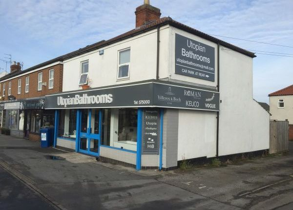 Thumbnail Flat to rent in Hull Road, Anlaby Common