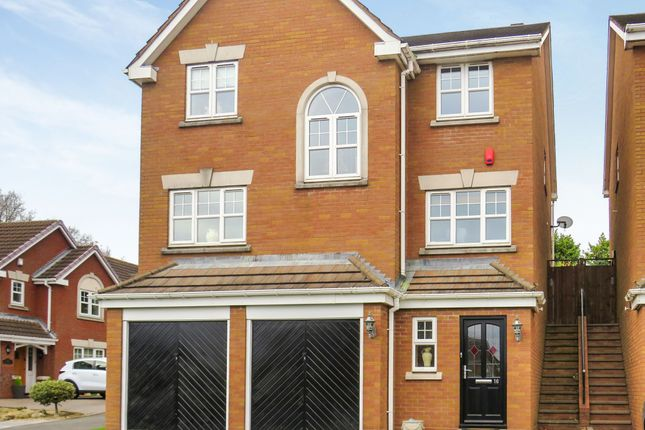4 bed detached house for sale in Hollyoak Road, Streetly, Sutton Coldfield