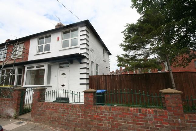 Thumbnail Terraced house to rent in Ayresome Green Lane, Middlesbrough