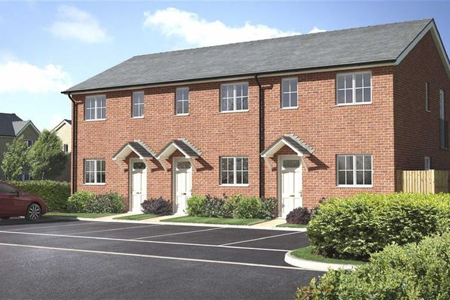 Thumbnail End terrace house for sale in Plot 23, Meadowdale, Barley Meadows, Llanymynech, Shropshire