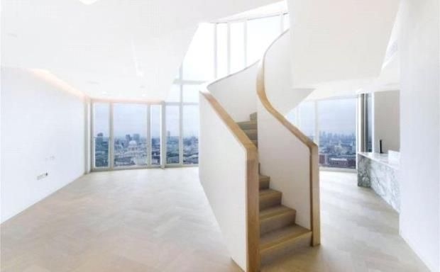 Thumbnail Flat to rent in South Bank Tower, 55 Upper Ground
