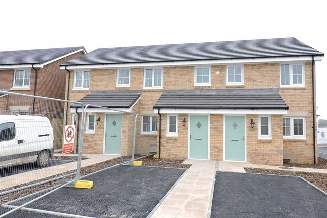 End terrace house for sale in New Road, Pontarddulais, Swansea