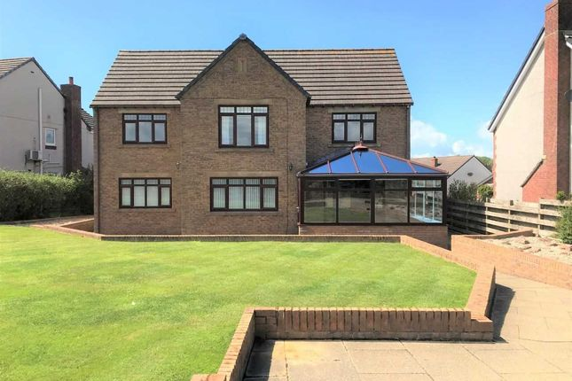 Rear Garden of Netherfield Close, Summer Grove, Hensingham, Whitehaven CA28