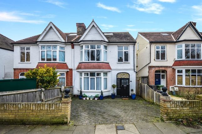 Thumbnail Semi-detached house for sale in Polsted Road, London