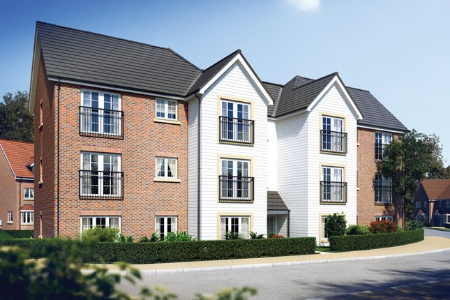 "Thumbnail Flat for sale in ""Kingscombe House"" at Welton Lane, Daventry"