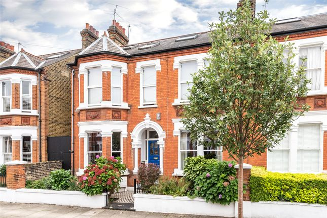 Thumbnail Semi-detached house for sale in Sumburgh Road, London