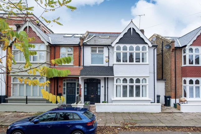 Thumbnail Terraced house to rent in Merton Avenue, London