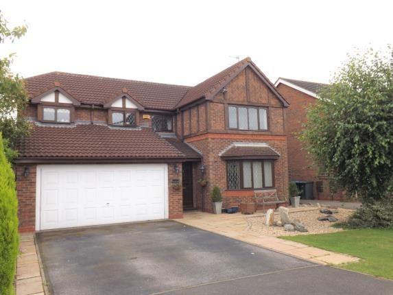 Thumbnail Detached house for sale in Fleetwith Close, West Bridgford, Nottingham, Nottinghamshire