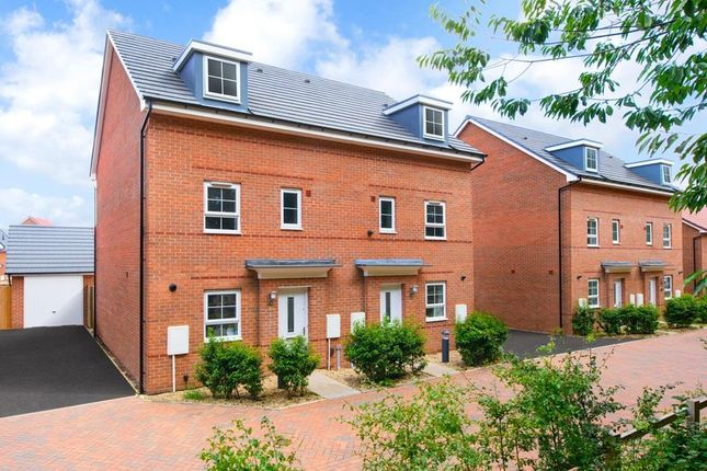 Woodcote 4 Bed Home External