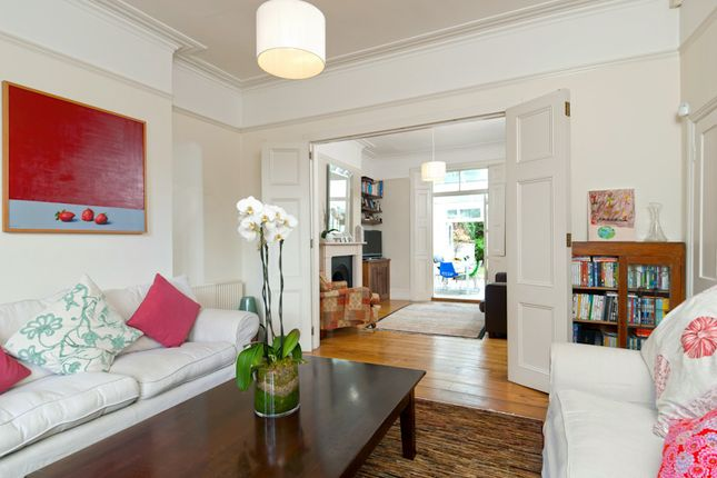 Thumbnail End terrace house to rent in Woodsome Road, London