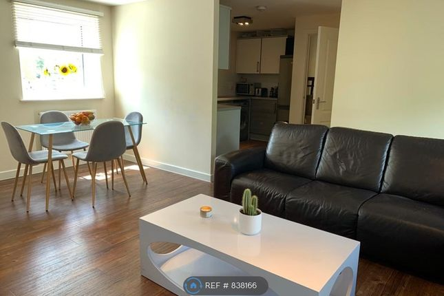 Thumbnail Flat to rent in Stratford Road, Wolverton, Milton Keynes
