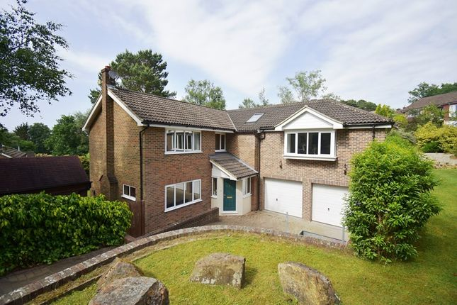Thumbnail Detached house for sale in Kings Chase, Crowborough