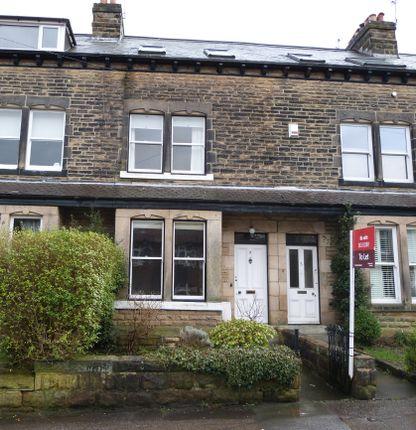 Thumbnail Town house to rent in Westcliffe Terrace, Harrogate