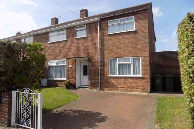 5 bed semi-detached house for sale in Newnham Green, Gorleston, Great Yarmouth