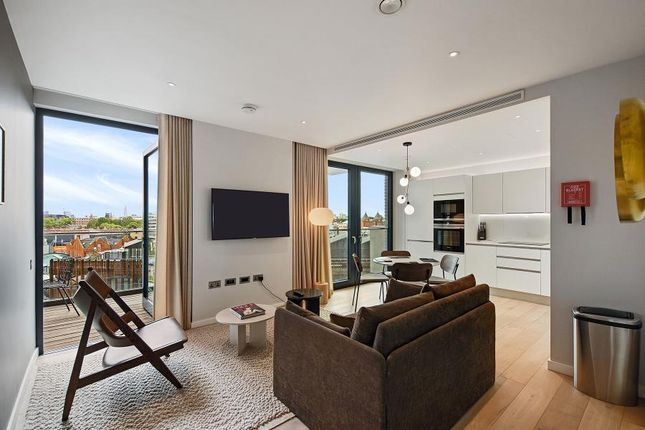 Thumbnail Flat to rent in Castlehaven Place, Camden