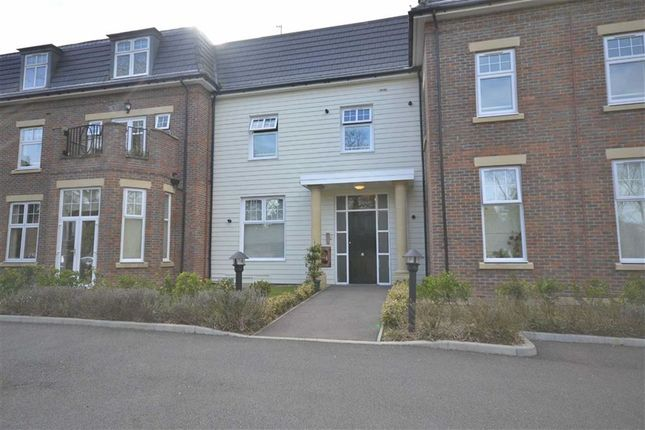 Thumbnail Flat to rent in Beech Hill, Hadley Wood, Hertfordshire