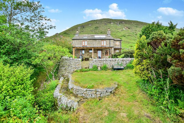Thumbnail Detached house for sale in Quarnford, Buxton