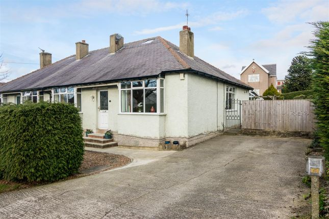 Thumbnail Semi-detached bungalow for sale in Belmont Grove, Rawdon, Leeds