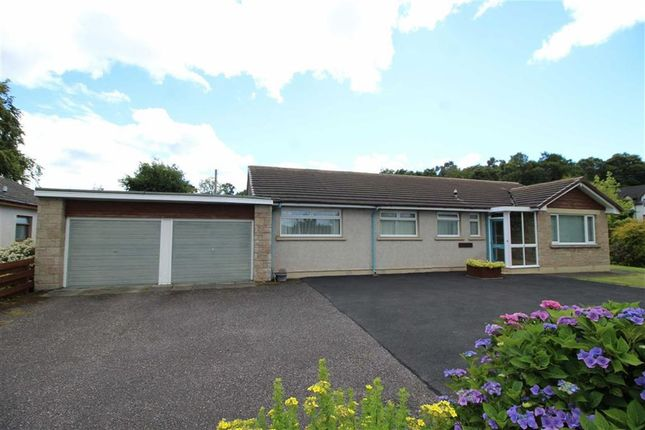 Thumbnail Detached bungalow for sale in 15, Cherry Park, Inverness