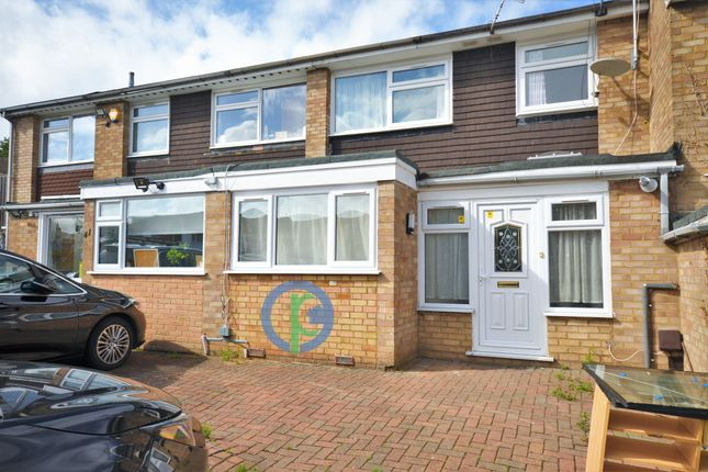 Thumbnail Terraced house to rent in Howard Close, London