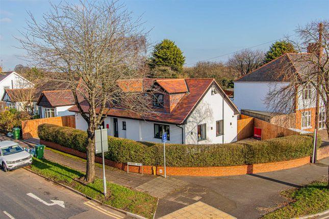 Thumbnail Detached bungalow for sale in Keynsham Road, Heath, Cardiff