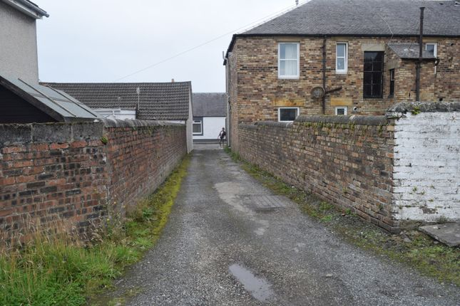 Thumbnail Land for sale in Wilson Street, Girvan, South Ayrshire