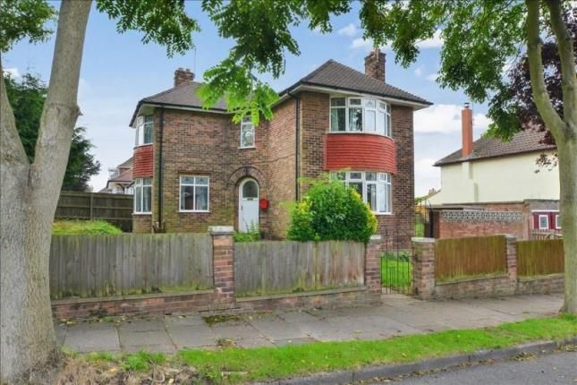 Thumbnail Detached house for sale in Beech Hill Drive, Mansfield, Nottinghamshire