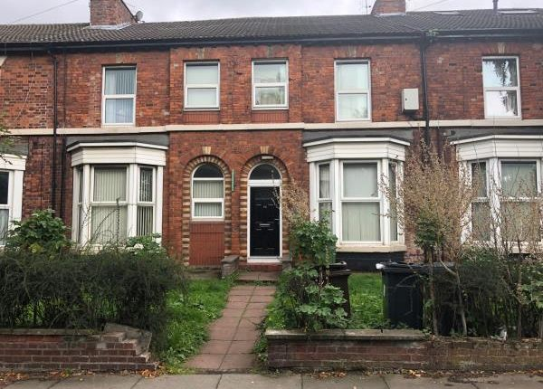 Thumbnail Terraced house for sale in 38/40 Bank Road, Bootle, Merseyside