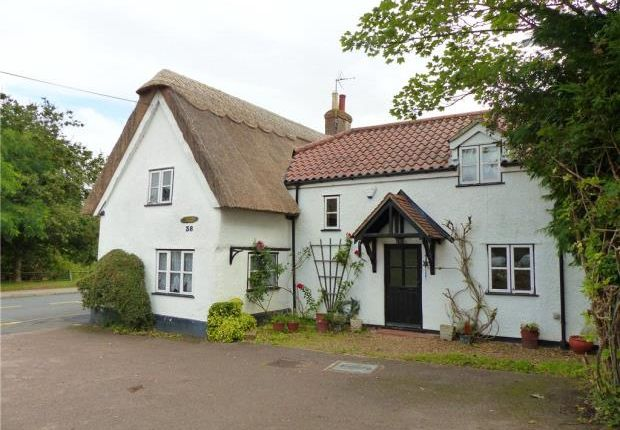 Thumbnail Semi-detached house to rent in Wychwood Cottage, High Street, Riseley