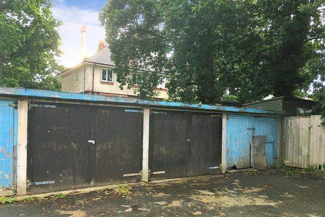Parking/garage for sale in Standen Avenue, Camp Hill, Newport, Isle Of Wight