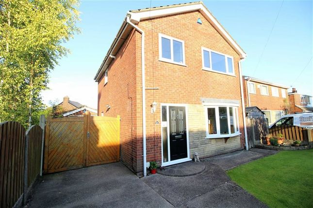 Thumbnail Detached house for sale in Briar Grove, Ingol, Preston
