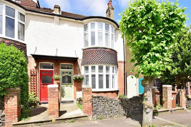 Thumbnail Semi-detached house for sale in York Road, Rochester, Kent