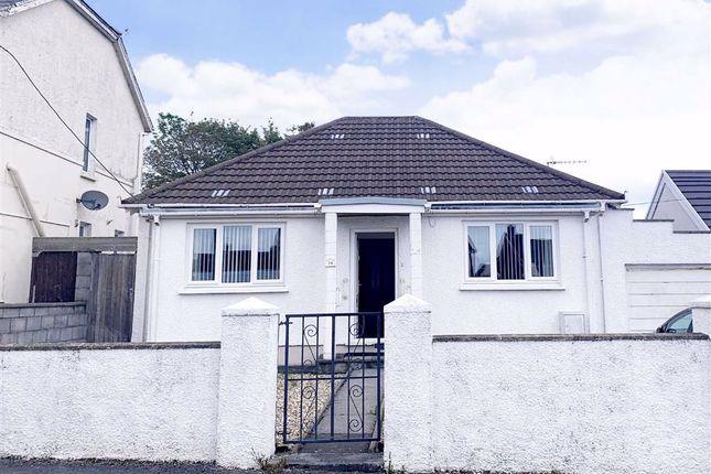3 bed detached bungalow for sale in Bryngwyn Road, Dafen, Llanelli SA14