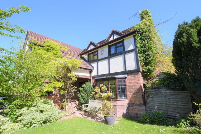 Thumbnail Detached house for sale in Woodlands Road, Chester