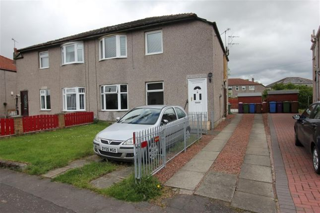 Thumbnail Flat to rent in Croftfoot, Castlemilk Crescent, - Unfurnished
