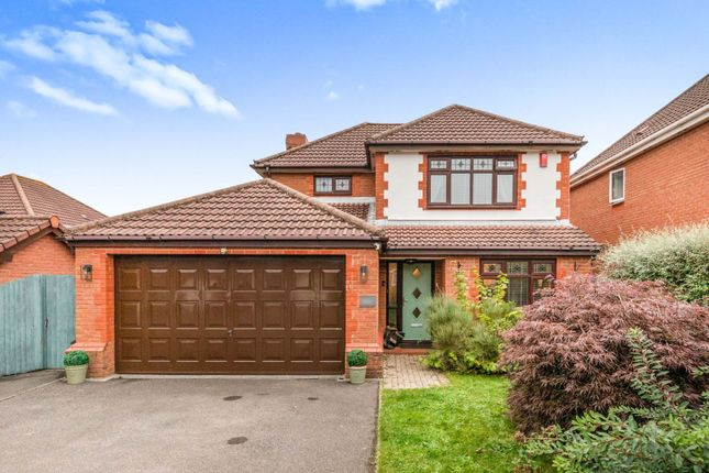 Thumbnail Detached house for sale in Colliers Break, Emersons Green