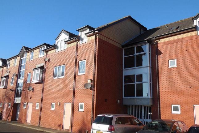 Thumbnail Flat to rent in Elm Court, Old Milton Road, New Milton