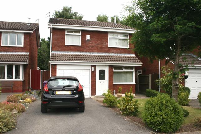 Thumbnail Detached house for sale in Blueberry Fields, Fazakerley, Liverpool