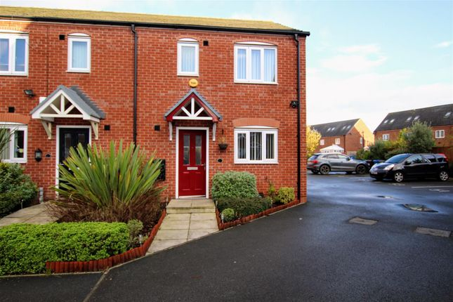 Thumbnail Town house to rent in Speakman Way, Prescot