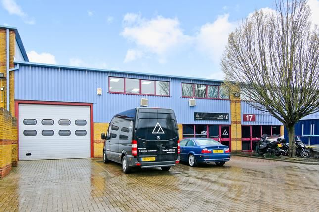 Thumbnail Light industrial to let in Unit 16 Bessemer Park, 250 Milkwood Road, London