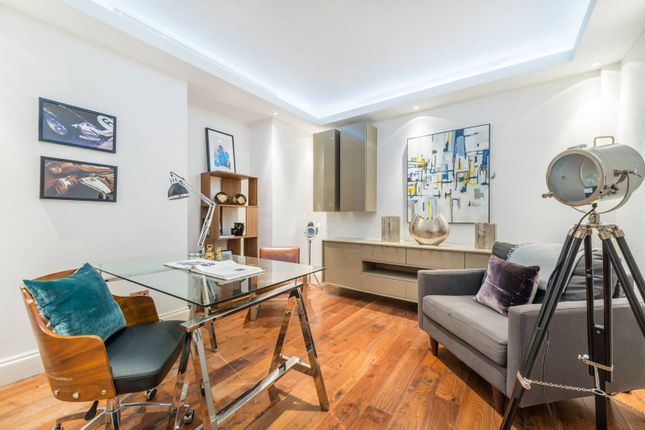 Thumbnail Flat to rent in Sheffield Terrace, Kensington, London