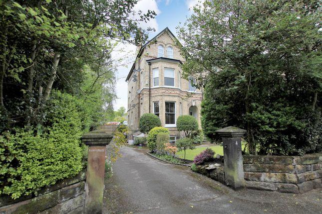3 bed flat for sale in Heald Road, Bowdon, Altrincham WA14