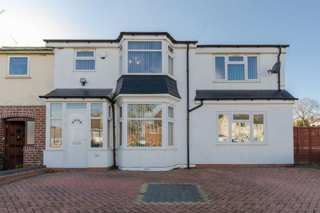 Thumbnail End terrace house for sale in Balden Road, Harborne, Birmingham