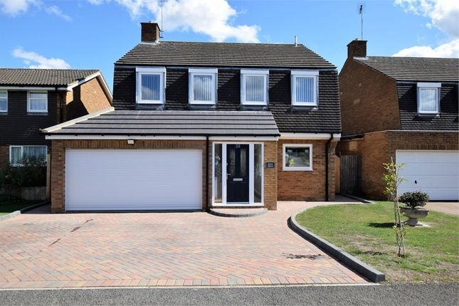 Thumbnail Detached house for sale in Lime Farm Way, Great Houghton, Northampton