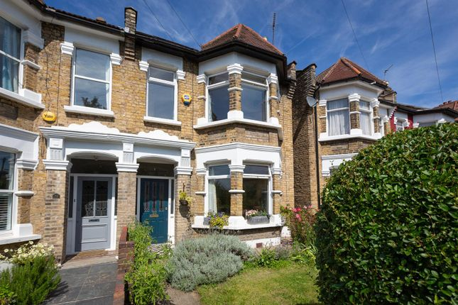 Thumbnail End terrace house for sale in Preston Road, London