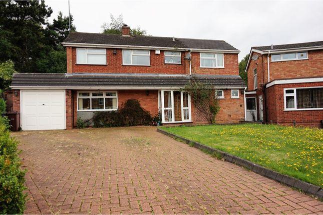 Thumbnail Detached house for sale in Glen Court, Wolverhampton