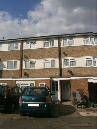 Thumbnail Terraced house for sale in Broomcroft Avenue, Yeading, Hayes