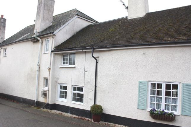 Thumbnail Terraced house for sale in Talaton Road, Whimple, Exeter