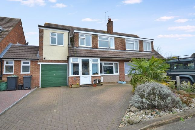 5 bed semi-detached house for sale in Garden Fields, Stebbing, Dunmow